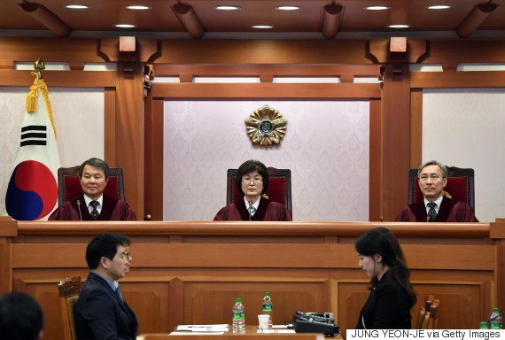 korea constitutional court