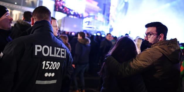 In Berlin blieb es in der Silvesternacht insgesamt friedlich