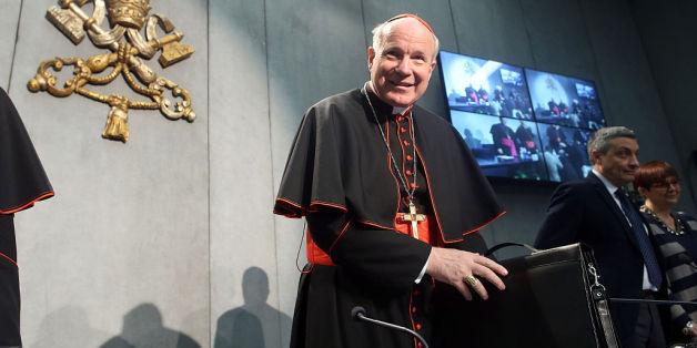Der Wiener Erzbischof Christoph Schönborn