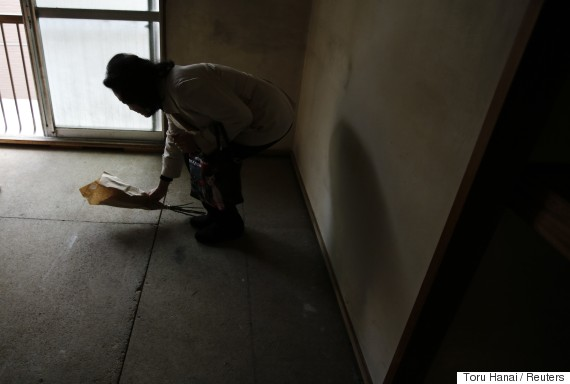 japan empty house