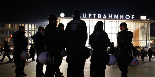 Nach dem Polizeieinsatz in der Kölner Silvesternacht wird der Polizei Racial Profiling vorgeworfen.