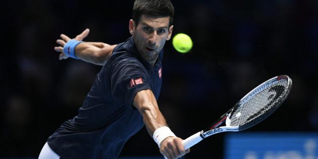 Novak Djokovic spielt am Montag gegen Jan-Lennard Struff