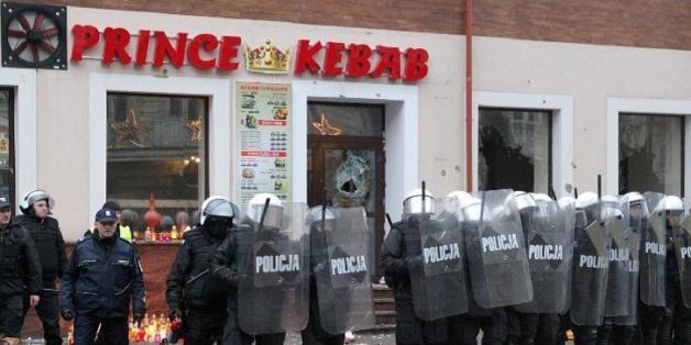 Un Marocain interpellé après des échauffourées en Pologne