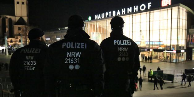 Polizeipräsident Jürgen Mathies verteidigte das Vorgehen der Polizei