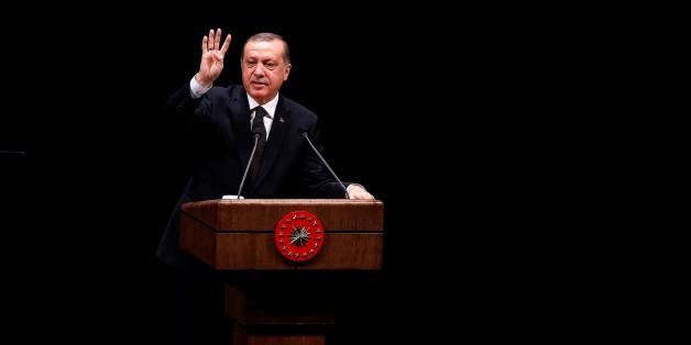 Wieso 2017 für den türkischen Präsidenten Erdogan ein verhängnisvolles Jahr werden könnte