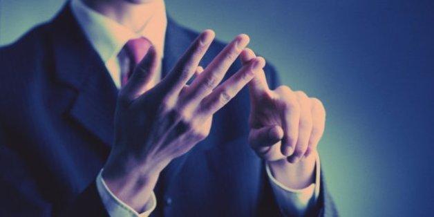 Pour résoudre des problèmes compliqués, servez-vous de vos mains