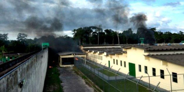 Une mutinerie dans une prison de Manaus, au Brésil, fait 56 morts