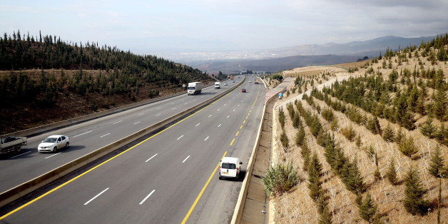 L'autoroute est-ouest au niveau de la wilaya d'Ain Defla (Photo by Billal Bensalem/NurPhoto) (Photo by NurPhoto/NurPhoto via Getty Images)