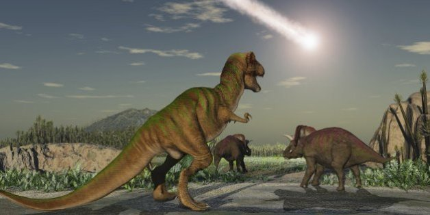 Selon cette nouvelle théorie, l'extinction des dinosaures est également due à leurs oeufs