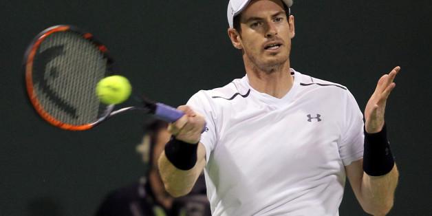 Andy Murray will auch im Achtelfinale von Doha gewinnen