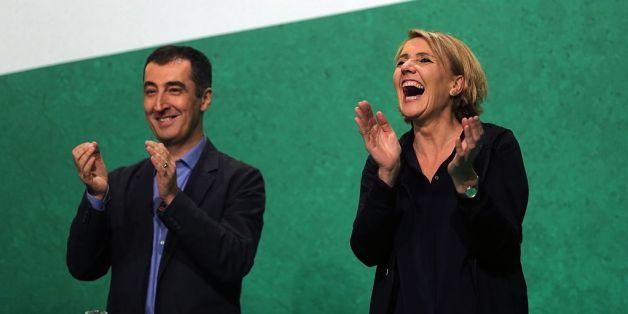 Die Spitze der Grünen Partei hat gut lachen