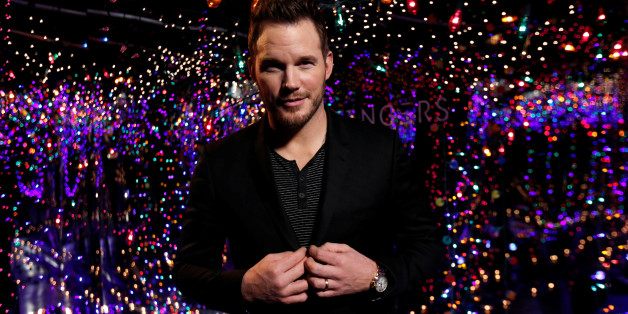 """Cast member Chris Pratt poses during a photo call for the movie """"Passengers"""" in Los Angeles, California, U.S., December 9, 2016.   REUTERS/Mario Anzuoni"""