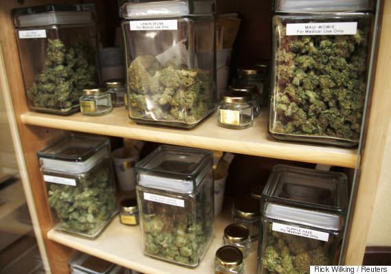 colorado marijuana shop