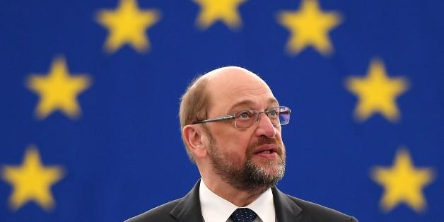 Martin Schulz mischt neuerdings in der Bundespolitik mit