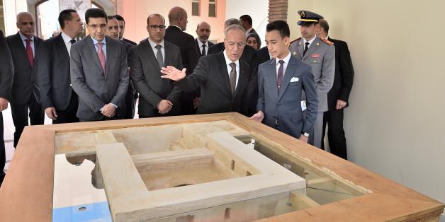 A Marrakech, le Musée Mohammed VI de la civilisation de l'eau inauguré