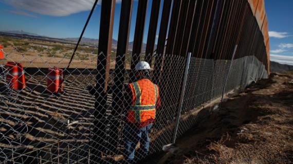 mur trump mexique