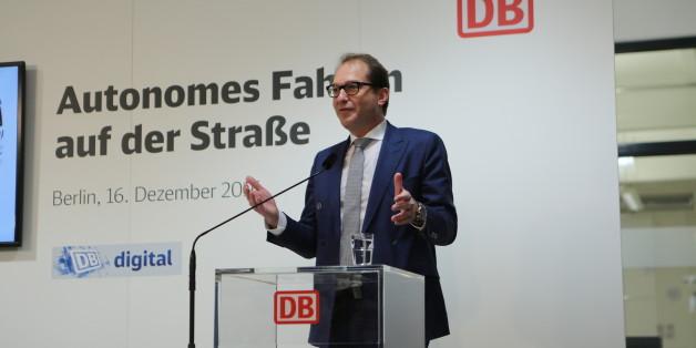 Schluss mit den Fahrscheinen: Dobrindt fordert digitale Tickets als bundesweiten Standard