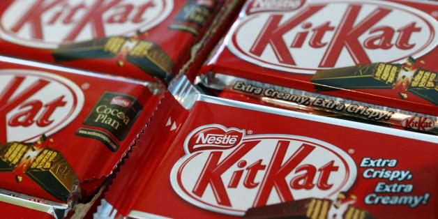 KitKat- Fans entsetzt: Daraus wird die Füllung des Schokoriegels gemacht