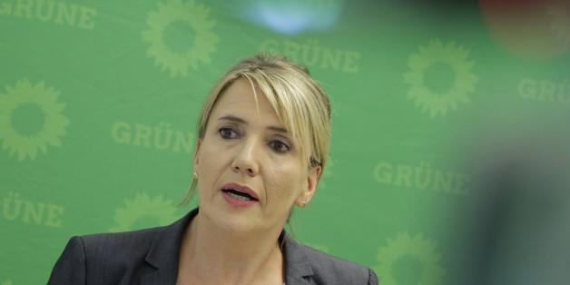 Nach Polizeikritik: Parteiführung wollte Grünen-Chefin Peter absägen – doch dann kam es anders