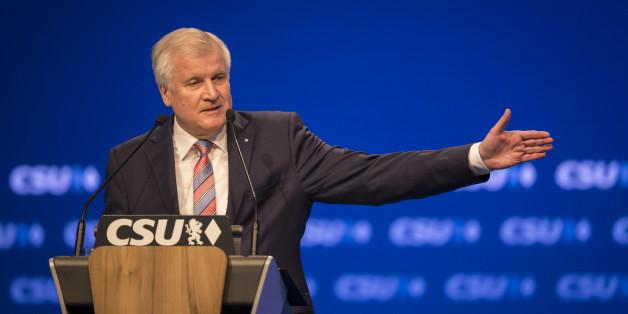 """Die CSU hat auf ihrer Klausurtagung ein Positionspapier mit dem Titel """"Damit Deutschland Deutschland bleibt"""" beschlossen"""