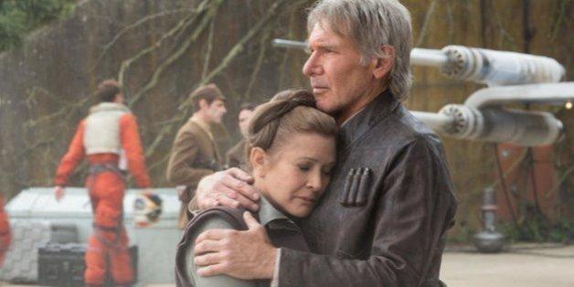 Que va devenir la princesse Leia après la mort de Carrie Fisher?