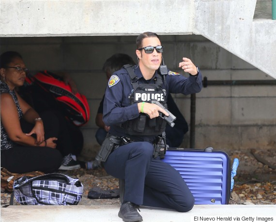 fort lauderdale airport shooting suspect