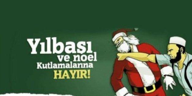 Eines der Plakate, die Ditib-Anhänger verbreiteten