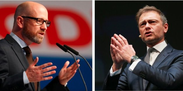 CDU-Generalsekretär Peter Tauber hat FDP-Chef Christian Lindner mit AfD-Vize Alexander Gauland verglichen