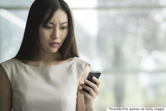 cellphone shock