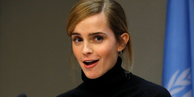 UN Women's Goodwill Ambassador, Emma Watson, speaks during a news conference to launch the HeForShe IMPACT on the sidelines of the United Nations General Assembly at United Nations headquarters in New York City, U.S. September 20, 2016.  REUTERS/Brendan McDermid