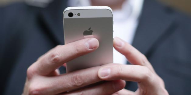 kaum zu glauben, was manch einer tut, um an das begehrte iPhone zu kommen