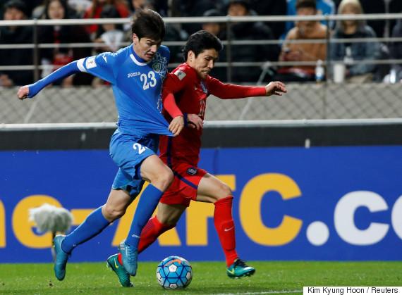 worldcup soccer korea