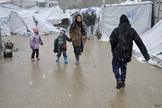 moria refugees