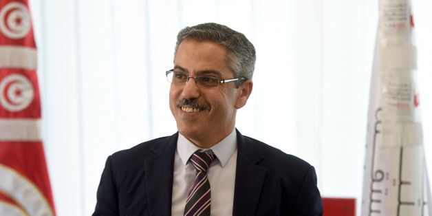 The President of the Tunisian Independent High Authority for the Elections, Mohammed Chafik Sarsar answers AFP journalists' questions during an interview on April 26, 2016 in Tunis.   There is a consensus to organise municipal elections in March 2017, Sarsar said.  / AFP / FETHI BELAID        (Photo credit should read FETHI BELAID/AFP/Getty Images)