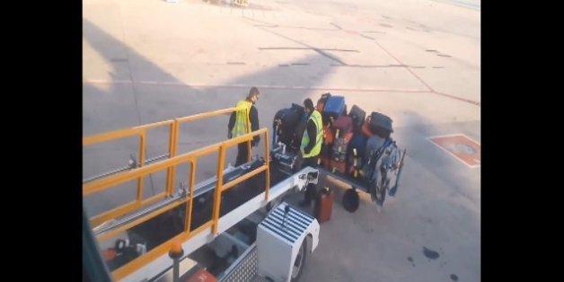 Un Marocain retrouvé dans le bagage en soute d'un avion à Melilla