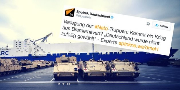 Panzer und gepanzerte Fahrzeuge warten am 8. Januar in Bremerhaven auf ihre Verladung, um dann Richtung Osten mit der Eisenbahn weitertransportiert zu werden