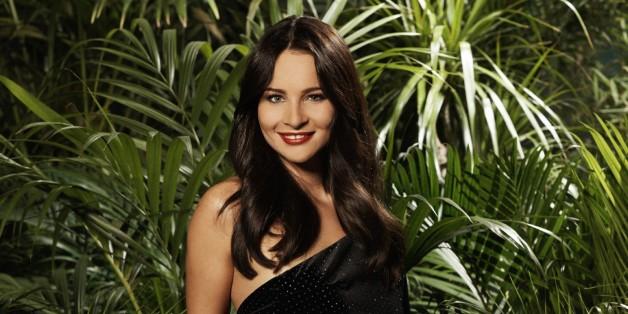 """Nicole Mieth zieht als jüngste Kandidatin ins """"Dschungelcamp"""" ein."""