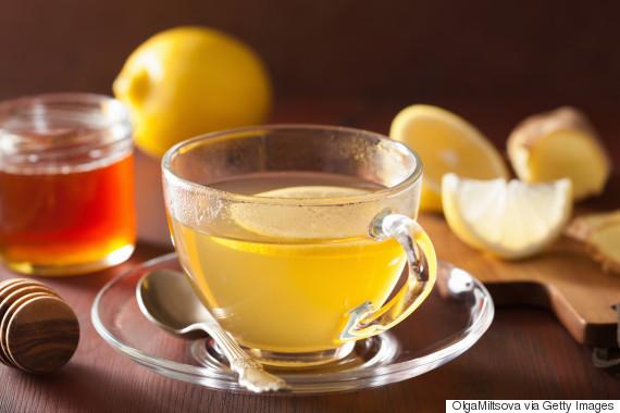 honey lemon