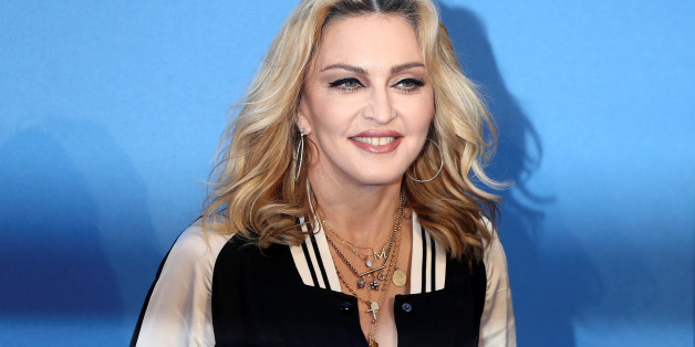 U.S. singer Madonna attends the world premiere of 'The Beatles: Eight Days a Week - The Touring Years' in London, Britain September 15, 2016. REUTERS/Neil Hall