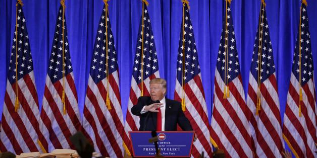 Nach der jüngsten Trump-Pressekonferenz erwarten US-Journalisten das Schlimmste