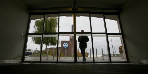 Der Hauptbahnhof in Wolfsburg