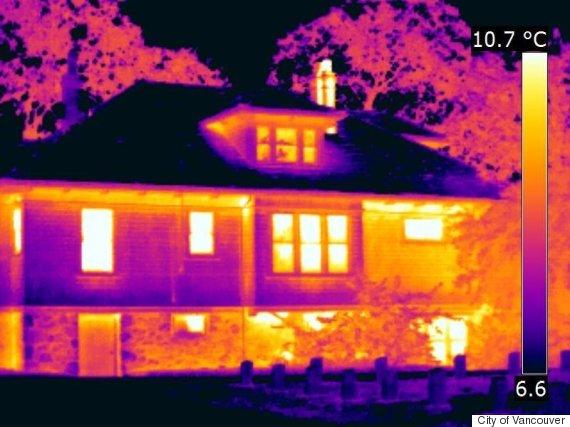 thermal imaging home