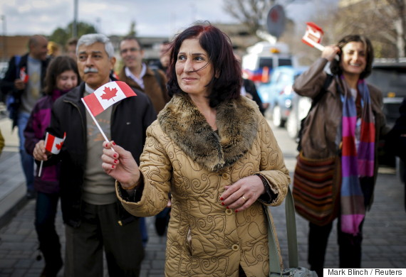 697d0018659 Canada Limits New Private Sponsorships Of Syrian Refugees