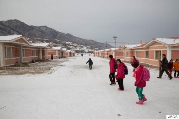 north korea redcross