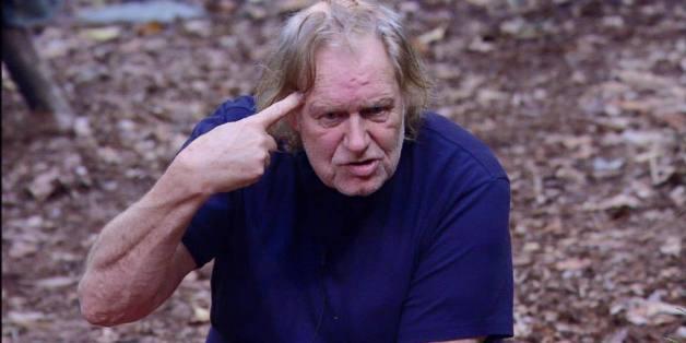 Sänger Gunter Gabriel warnt alle Teilnehmer vor dem Dschungelcamp