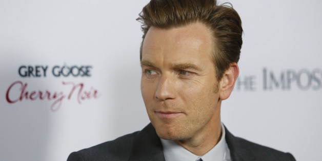 "Actor Ewan McGregor arrives at the premiere of the movie ""The Impossible"" at Arclight Cinema in Hollywood, California December 10, 2012. REUTERS/Patrick T. Fallon (UNITED STATES - Tags: ENTERTAINMENT)"