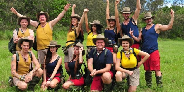 Das sind die 12 Glücklichen, die RTL für einen zweiwöchigen Pauschalurlaub in den australischen Dschungel schickt - oder zumindest so tut