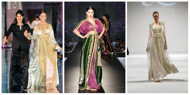 Les créateurs marocains de caftan qui font la mode