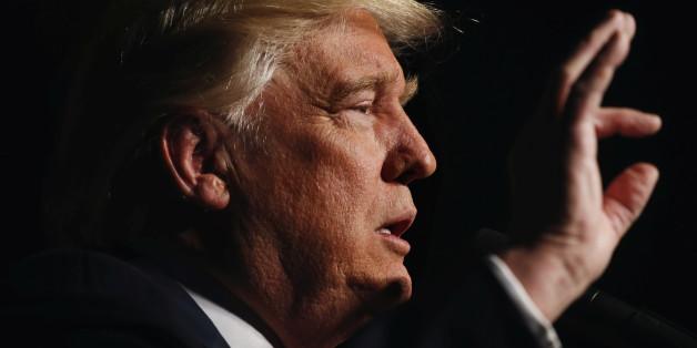 Der künftige Präsident der USA, Donald Trump