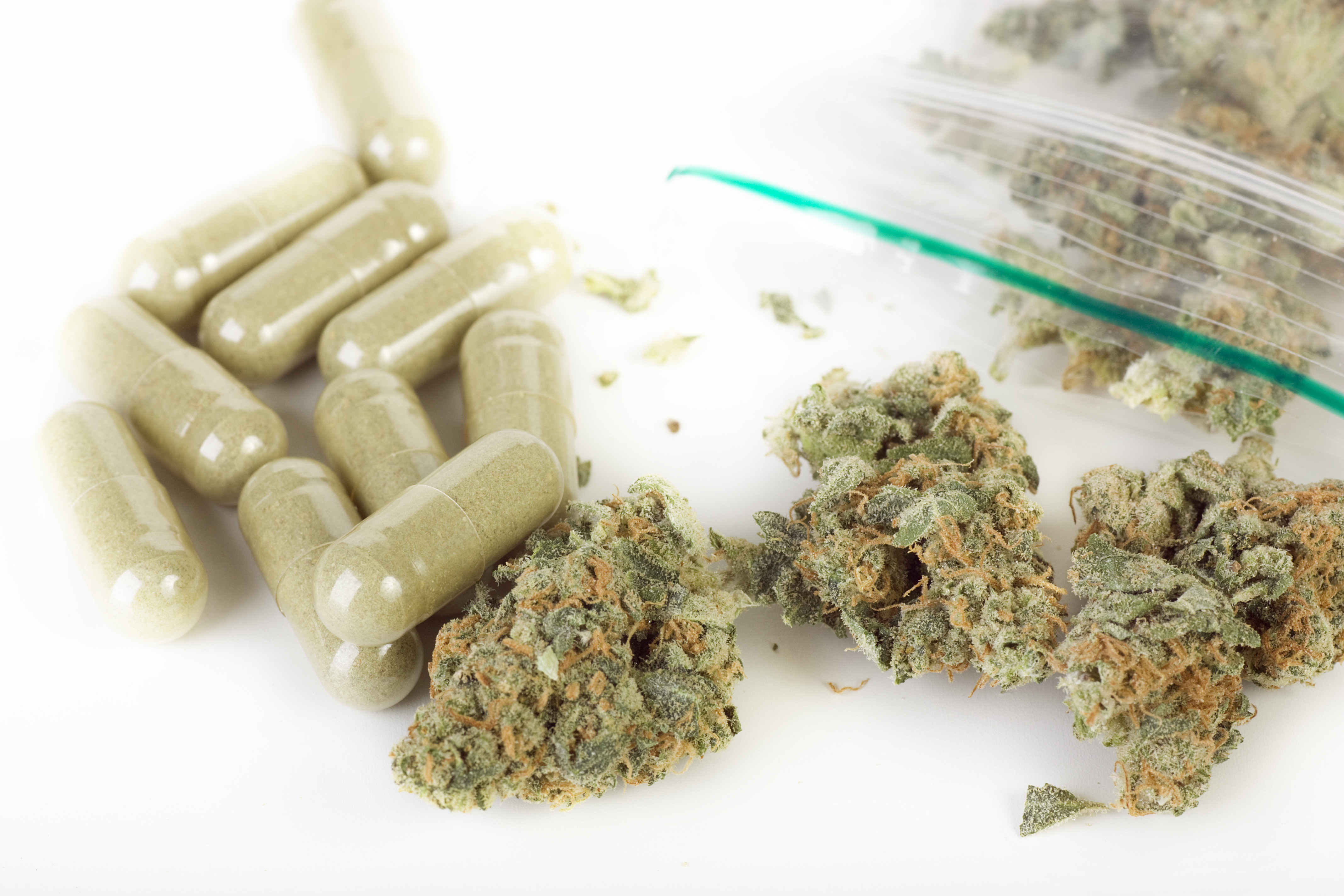 marijuana pill